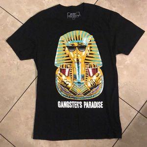 Riot Society Gangsters Paradise Tee-shirt